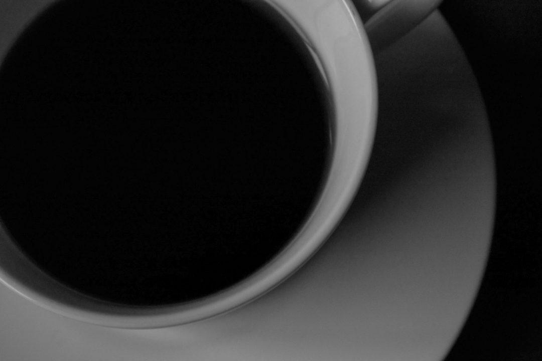 コーヒーB&W
